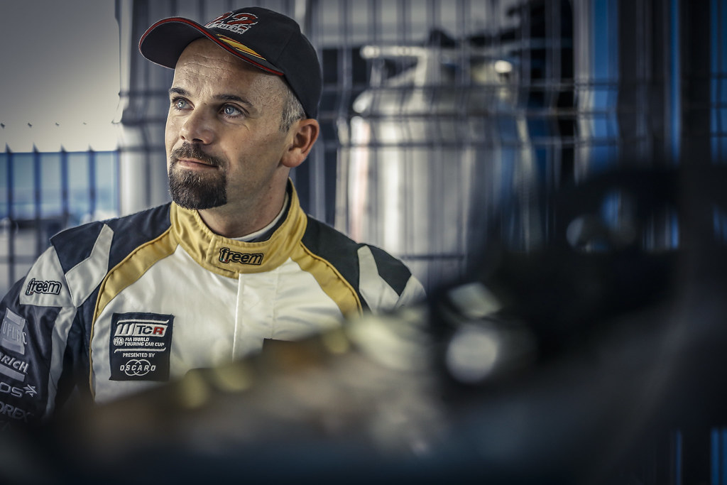 FULIN Petr (cze), Seat Cupra TCR team Fulin Race Academy, portrait during the 2018 FIA WTCR World Touring Car cup race of Slovakia at Slovakia Ring, from july 13 to 15 - Photo Jean Michel Le Meur / DPPI