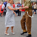 FX306376-1 Brighouse, uk, 1940's Weekend 2018