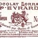 CHROMO  CHOCOLAT LORRAIN - P EVERARD - NANCY BACK - LANDSBERG by patrick.marks