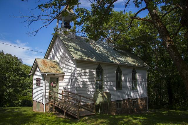 afton chapel side