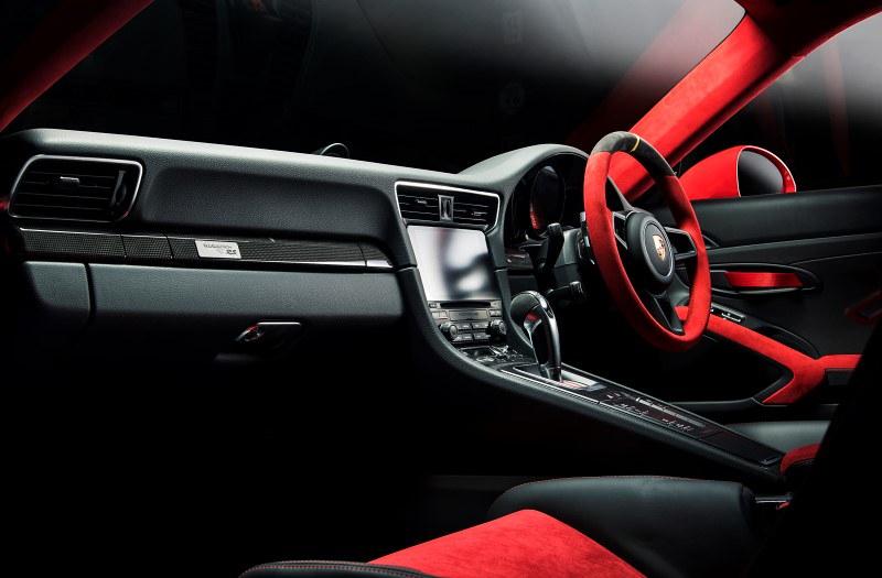 Porsche 911 GT2 RS Launch
