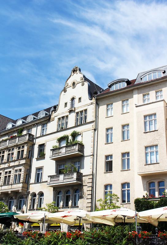 beautiful old buildings in Berlin