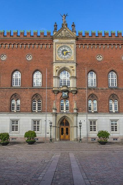 Denmark - Odense - City Hall