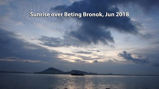 Living Beting Bronok, Jun 2018