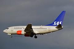 Ragnfast Viking SAS Scandinavian Airline System LN-RRX Boeing 737-683