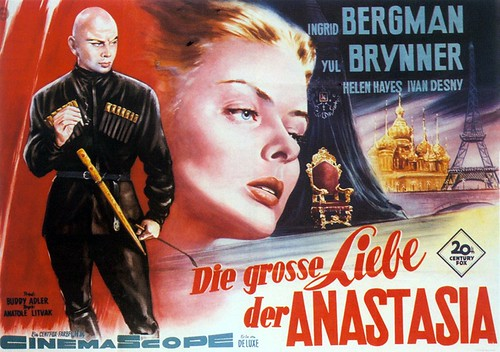 Anastasia - 1956 - Poster 8