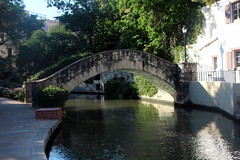 San Antonio - Riverwalk: Rosita's Bridge