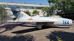 Mikoyan-Gurevich Mig.15 (S-102) c/n 231744 Romania Air Force serial 74