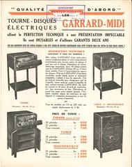 Garrard-Midi Qualite dabord