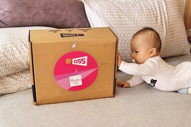 Lazada x Hasbro Surprise Box