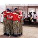 Cadet Team Hug