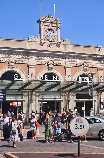 Gare de Narbonne