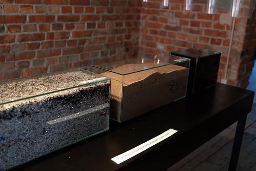 Installation, detalj, av Sissi Westerberg