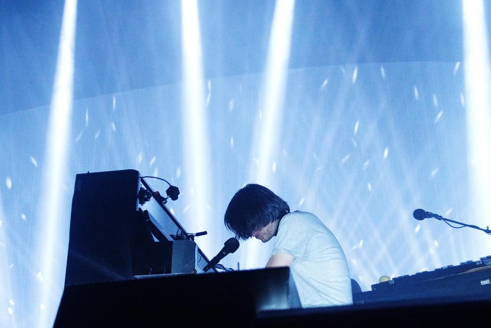 Radiohead @ Madison Square Garden (Night 1)