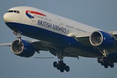 British Airways G-YMMO Boeing 777-236ER cn/30317-361 @ EGLL / LHR 27-0