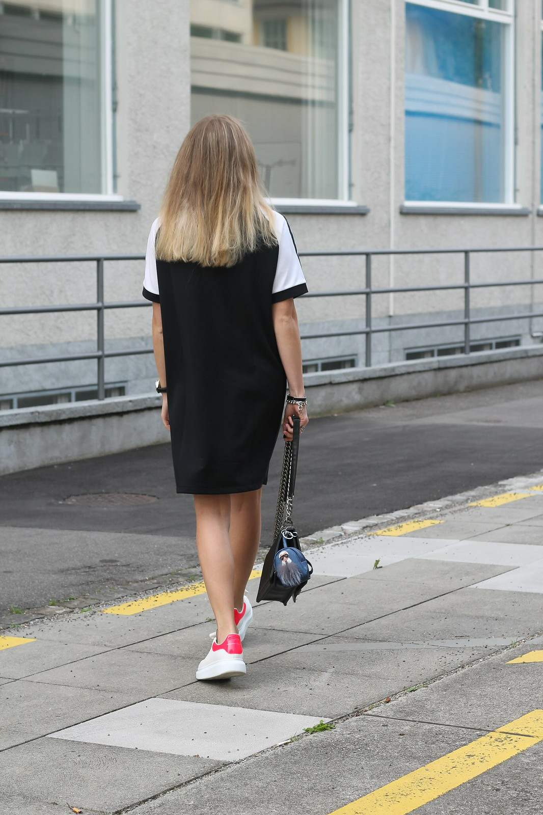 adidas-dress-and-alexander-mc-queen-sneaker-whole-outfit-back-wiebkembg