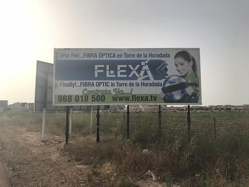 Flexa TV, llega la fibra a la casa de verano