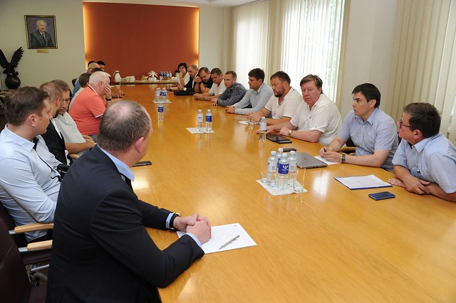 Agreement with International Energy Cluster