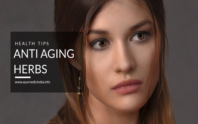 Top 5 Anti Aging Herbs – The Best Ayurvedic Medicine For Old Age