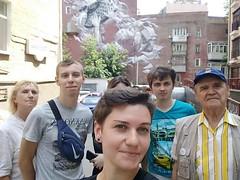 екскурсія «Київ архітектурний». 22.06.18. ім. О. Грибоєдова