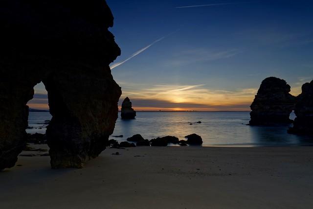 Sunrise in Lagos, Portugal CH3A1109