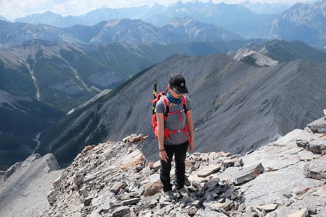 Scrambles - Tiara Peak-11