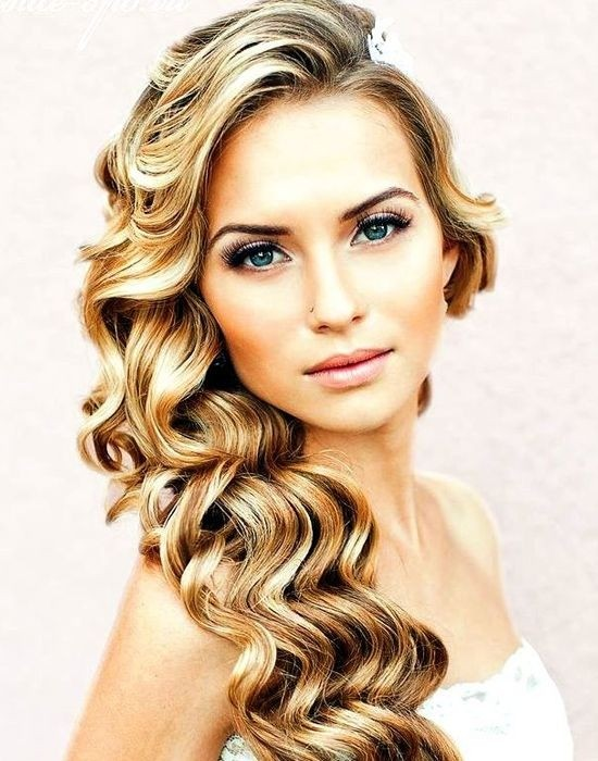 Most previewed Wedding Hairstyles In 2018 -Discover Trends 3