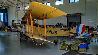Military Aviation  Museum - N6898C 1918 Curtiss JN-4D Jenny s/n 34135 USAAF