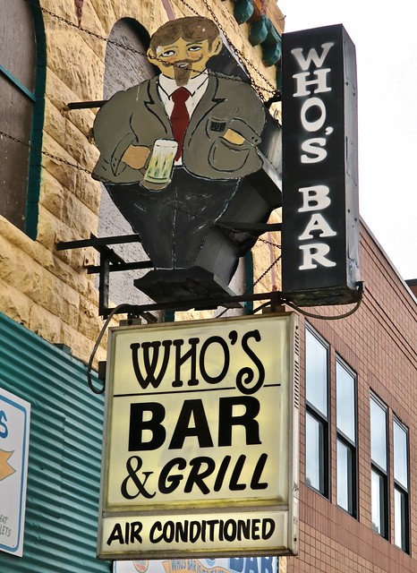 Who's Bar, Superior, WI, Canon POWERSHOT G9 X