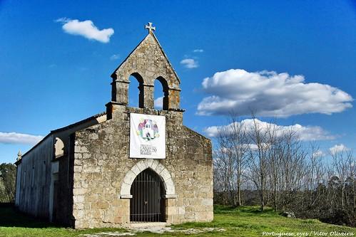 Igreja Velha de Canas de Santa Maria - Portugal 🇵🇹