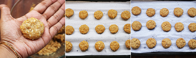 How to make corn flakes oatmeal cookies recipe - Step8