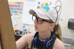 High School Art Camp 2018-6