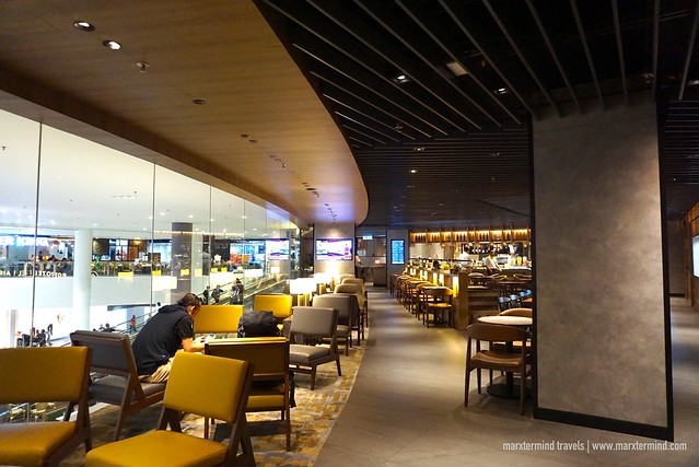 New Plaza Premium Lounge in KLIA2
