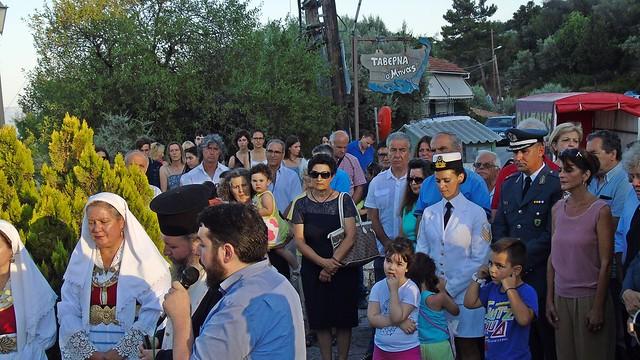 Εκδηλώσεις Μνήμης και Τιμής Νικιάνας 2018 - Επιμνημόσυνος δέηση και κατάθεση στεφάνων