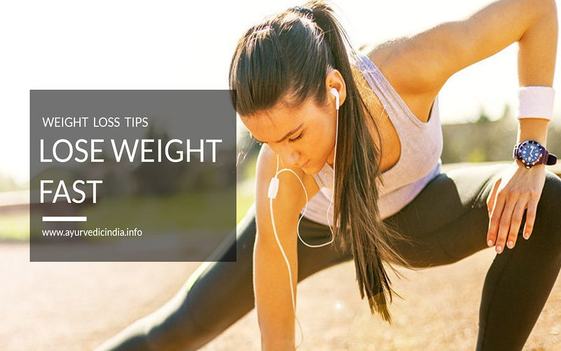 How to Lose Weight Fast - 10 Quick & Easy Weight Loss Tips
