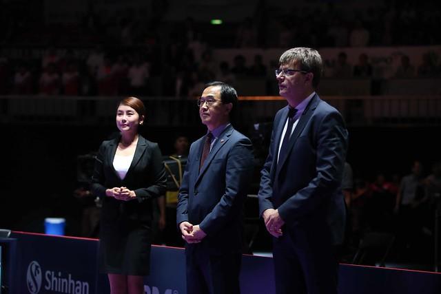 Day 3 - Seamaster 2018 ITTF World Tour Shinhan Korea Open