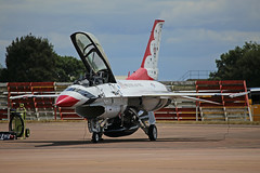 91-0479 Lockheed Martin F-16D Fighting Falcon United States Air Force