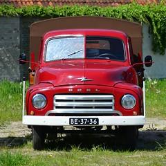 Workum 2018 – 1956 Opel Blitz
