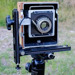 Crown-Field Homemade Camera