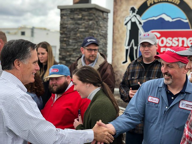 Mitt Romney 23 06 18