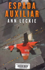 Ann Leckie, Espada auxiliar