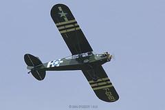 Piper L-4A Grasshopper / Aéroclub d'Esbly / F-GHBY