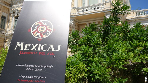 Panoramica de la Z.A. Arqueologica de X'cambo.