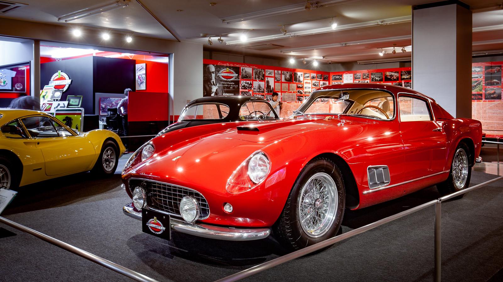 Ferrari 250GT tdf