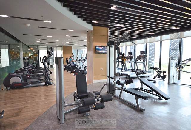 bai hotel cebu fitness center