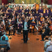 DSCN0030c Conductor John Gibbons introduces a concert by Ealing Symphony Orchestra, leader Peter Nall. St Barnabas Church, west London. 14th July 2018