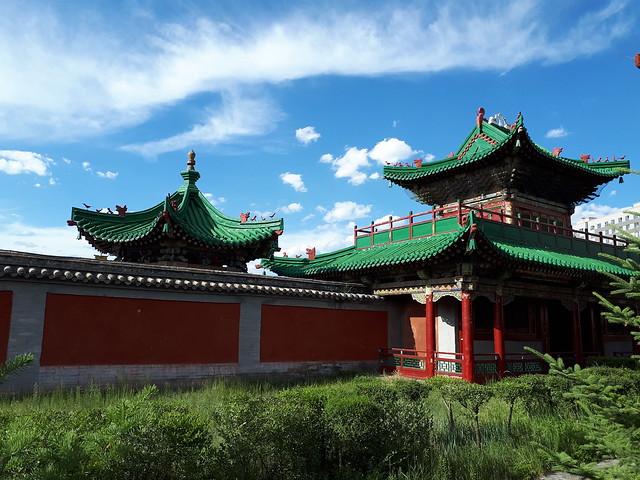 Bogd Khan Museum Mongolei