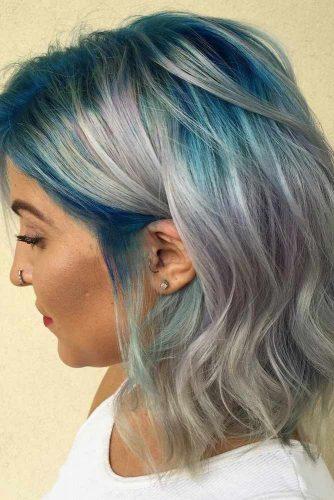 TOP MEDIUM LENGTH LAYERED HAIR IDEAS FOR WOMEN 16