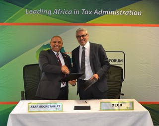 OECD and ATAF continue to strengthen tax co-operation in Africa