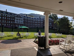 Homestead resort, Hot Springs VA